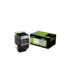 Lexmark 80C20KE Black Toner (1K) pentru CX310 ,410 ,510