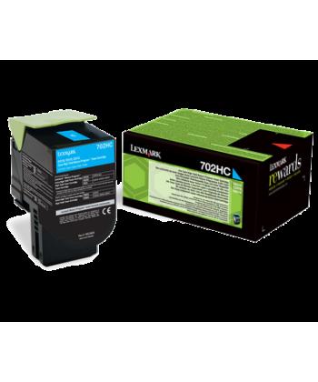 Lexmark Cyan Toner 3000pag.70C2HC0