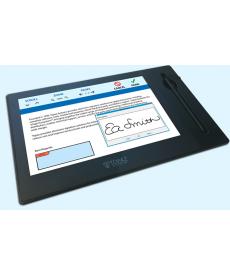 Topaz GemView 10 - TD-LBK101VA-USB-R. Tableta
