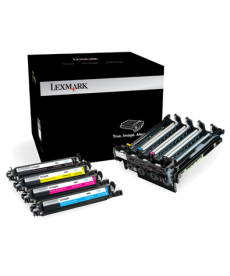 Lexmark 700Z5 Black and Colour Imaging Kit 40K.(70C0Z50)