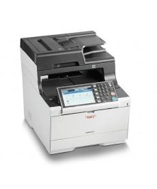 Multifunctionala color OKI MC573dn, print, copy, scan, fax, A4