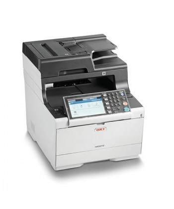 Multifunctionala color OKI MC573dn, print, copy, scan, fax, A4