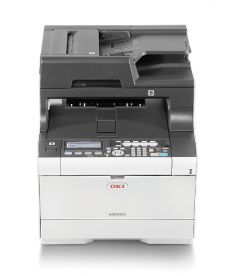 Multifunctionala laser,led OKI MC563dn, print, copy, scan, fax, A4, print : max 30ppm mono,color