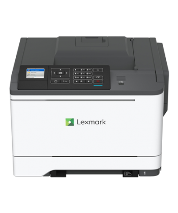 Lexmark C2535dw, A4 color ,viteza 33ppm