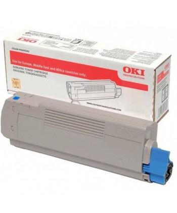 Toner OKI CYAN-C532,MC563,Original,6k pag.