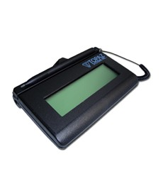 Topaz SignatureGem LCD 1 x 5-T-L462-HSB-R