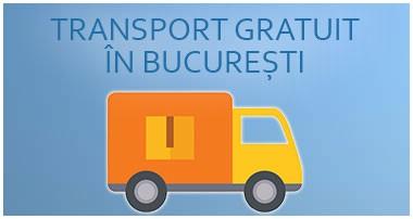Transport gratuit in Bucuresti