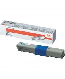 Toner OKI-C510/C511/C530/C531/MC561/MC562-Cyan (5K)