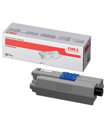 Toner OKI-C510/530/MC561-Black (5K)