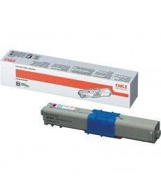 Toner OKI-C510/C511/C530/C531/MC561/MC562-Magenta (5K)