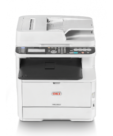 Multifunctionala (MFP) LED  Oki MC363dn - copiator, imprimanta, scanner, fax - color, duplex, A4